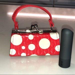 NWOT mini purse lipstick holder